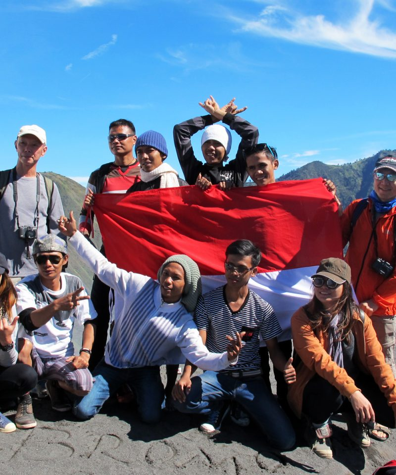 open trip bromo midnight murah